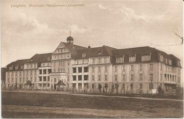 Gdańsk Wrzeszcz - Langfuhr - PROVINZIAL HEBAMMEN