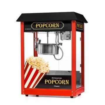Popcorn Machine Black Strecha Práve FG09303