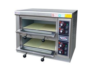 Dvojkomorová pizza pizza rúra 400V / 8,6kw