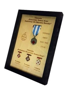 Nový na odznaku zaslúženého rámca HDK
