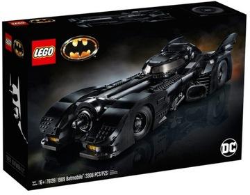 LEGO SUPER HEROES 1989 Batmobile 76139