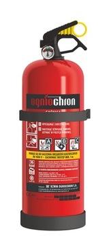 2kg práškový hasiaci prístroj s bezplatným 2 kg záves