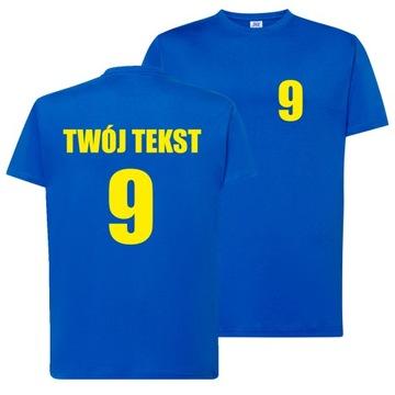 Futbalové tričká s vlastnou pánskou tlačou L