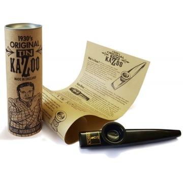 Kazoo Clarke 1930 'Originálne lakované čierne