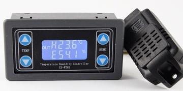 Senzor regulátora teploty a vlhkosti