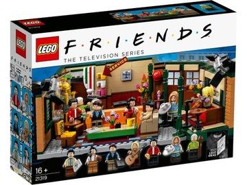 LEGO Ideas Central Perk Friends Friends 21319