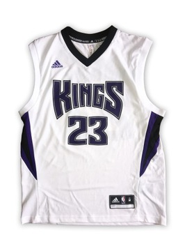 Sacramento Kings Adidas XL basketbalové tričko