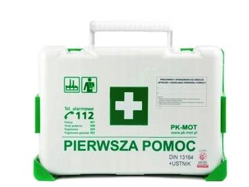 Súprava prvej pomoci pre kufor s vešiakom EÚ DIN13164