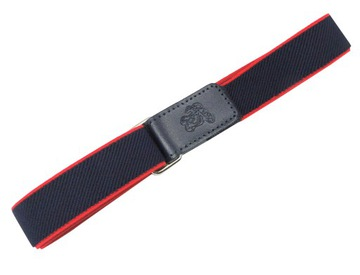 Nohavičný pás, tmavomodrá, nastavenie suchého zipsu