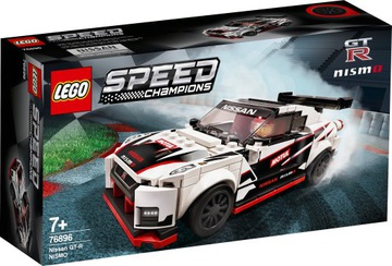 LEGO SPEED CHAMPIONS Nissan GT-R NISM 76896
