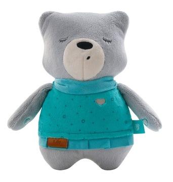 Hučiaci medveď Szumiś Lily + PERSONALIZÁCIA ZADARMO