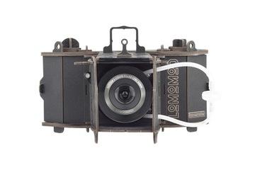 Lomomod Camera No.1 DIY Urobte to sami pre film 120