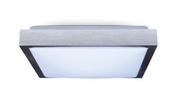 12W LED stropné svietidlo so senzorom pohybu a súmraku