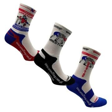 Zápasové ponožky Sport Berkner 3PPK | 39-41
