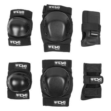 TSG Basic Set Basic Set Black Size M