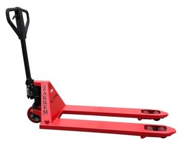 Tichý paletový vozík. Paleciak Zakrem CTC 1150mm