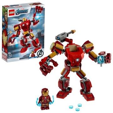 LEGO Marvel Avengers Mech Iron Man 76140