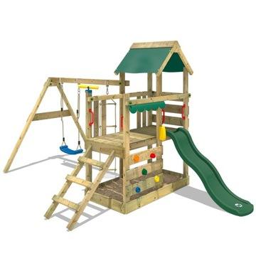 Drevené detské ihrisko WICKEY TurboFlyer