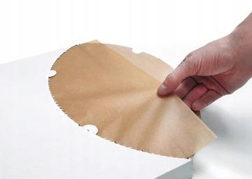 Pečenie papiera 40x60 cm 500 Premium39 listy