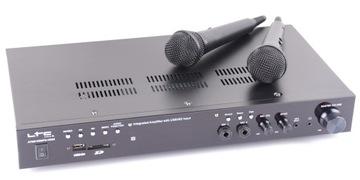 HiFi Stereo 2x50W USB BT SD SD LTC MP5 Zosilňovač