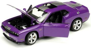 Metal Auto Open Dodge Challenger RST