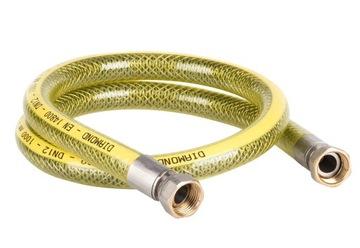 Plynový kábel plynu 1/2 100 cm gw / gw