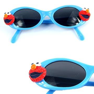 Slnečné okuliare Sesame Street Elmo 2-4l