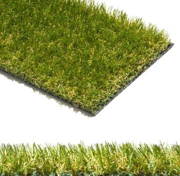 Umelá tráva sa zvyšuje Verde 2M záhradné ihrisko
