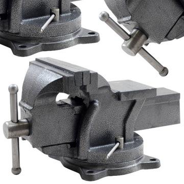 Otočné zveráky 125 mm 125 mm