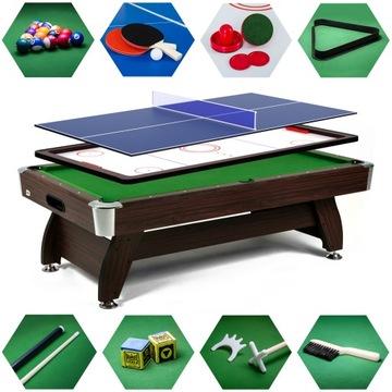Billiard Table 9ft s ping Cover Hockey príslušenstvo
