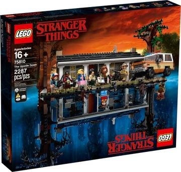 LEGO STRANGER THINGS Druhá strana 75810