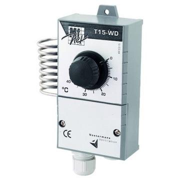 Automatický multifan termostat