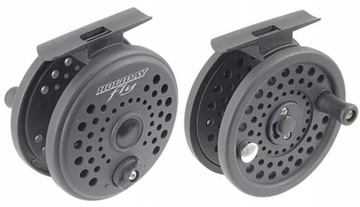 Konger 005004004 Fly Reel Holiday Fly 4