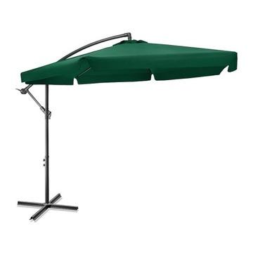 Skladací záhradný dáždnik 350 cm