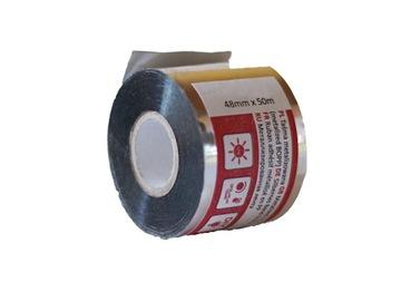 48/50 hliníková metalizovaná páska na fóliu