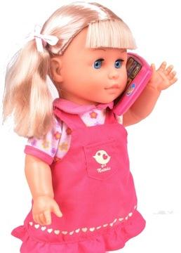 NATALIA Doll Walking interaktívne s tabletom 3+