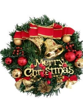VIANOČNÝ ADVENTNÝ veniec Vianočná ozdoba