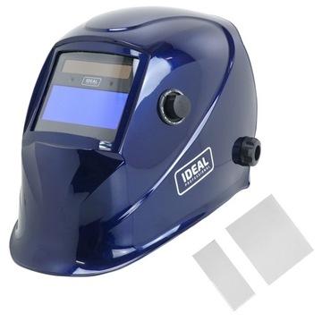 Automaticky stmavujúca maska na zváranie LCD