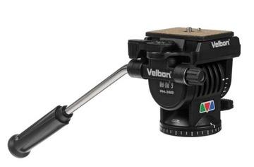 Velibon ph-368 Oil Video hlavy z DV-7000