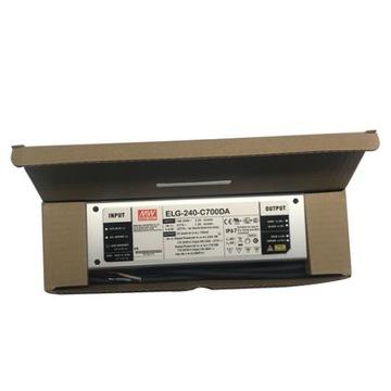 Pulzné napájanie znamenajú dobre ELG-240-C700DA IP67