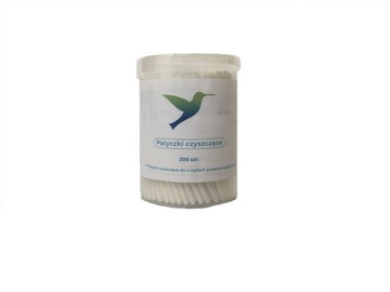 Čistiace tyčinky pre IQOS / GLO 200PC suché 100%
