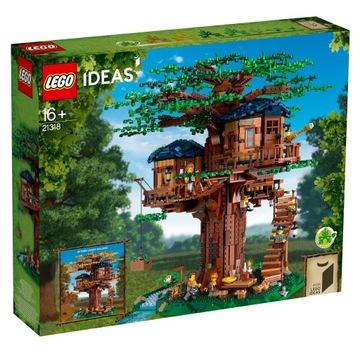 LEGO IDEAS Dom na strome 21318