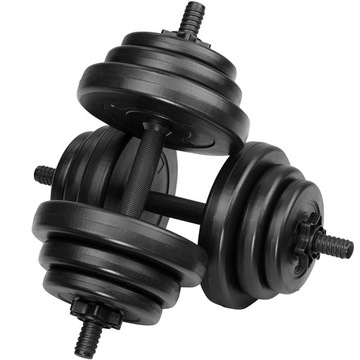 Dumbbell 20kg 2x10kg 2 x Dumbbell Dumbbell Set