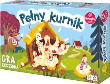 Rodinná doska hra Full Knick 63117