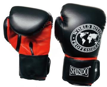 Boxerské rukavice. Šetriace 8 oz