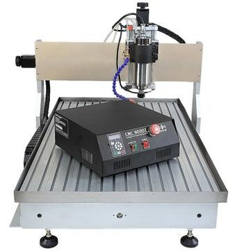 CNC 6090Z 4D + frézovací stroj
