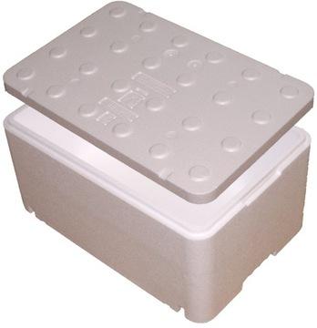 Terobox FB250 Styrofoam Box - Fischbox 48L