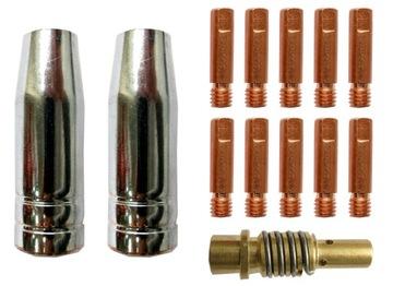 MOTHOMAT DIELOK SET MB HOLDER 15 0,8 mm MIG