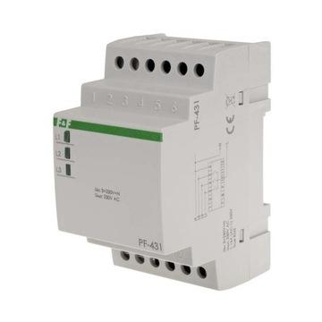 Automatický fázový spínač 3x230V + n PF-431 16A