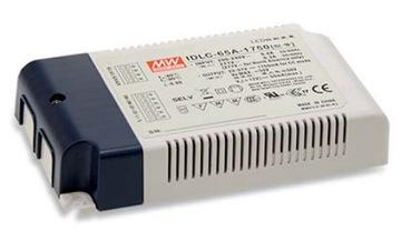 Pulzné napájanie znamenajú dobre IDLC-65-700 IP20 LED
